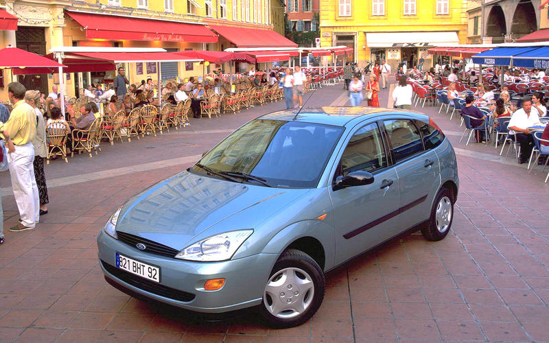 1999: Ford Focus