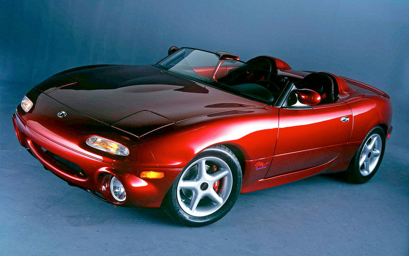 The Miata M Speedster