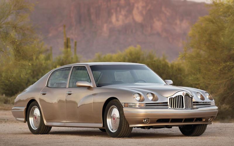 Packard - later