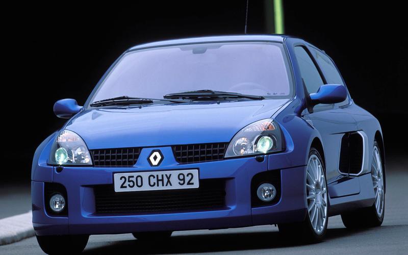 Renault Clio V6 Renaultsport