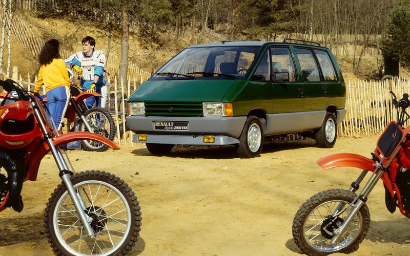RENAULT ESPACE 1984-1991