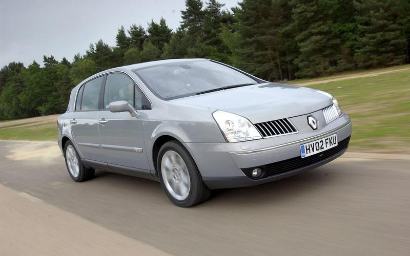 Renault Vel Satis (2002-04)