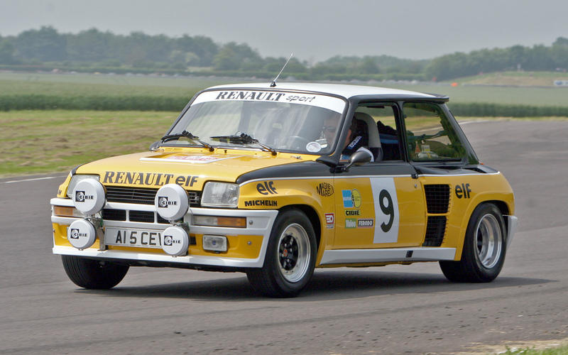 Renault 5 Turbo 2 (1985)