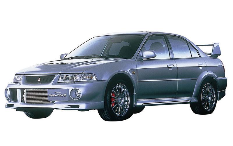 Lancer Evo VI (1999)