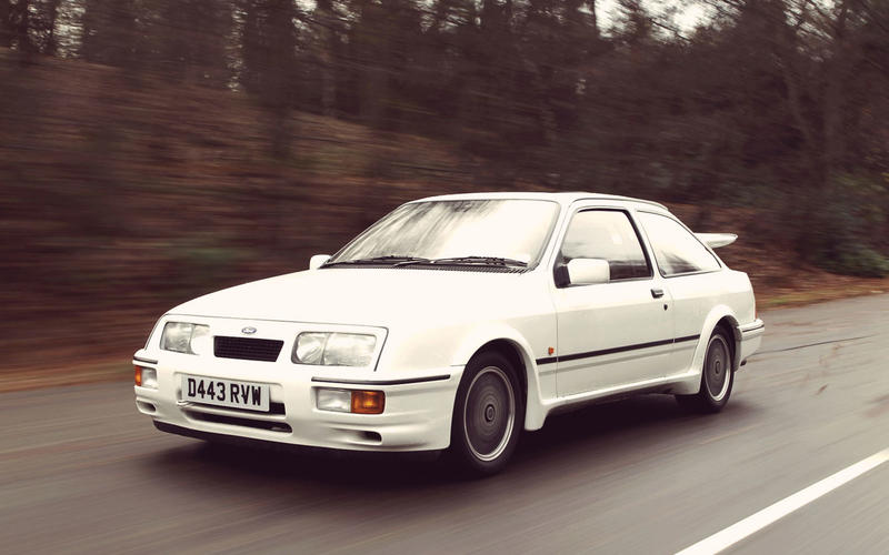 65 1986 Ford Sierra RS Cosworth