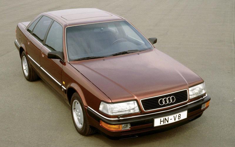 Audi V8 (1988)
