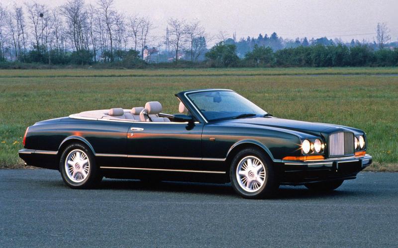 Bentley Azure: 1995