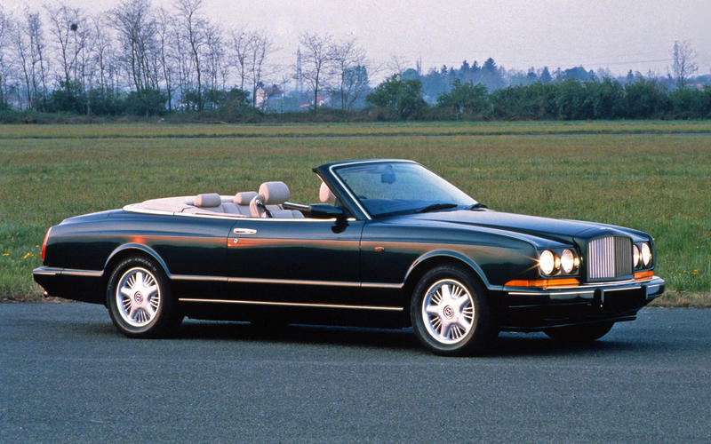 Bentley Azure: 1995