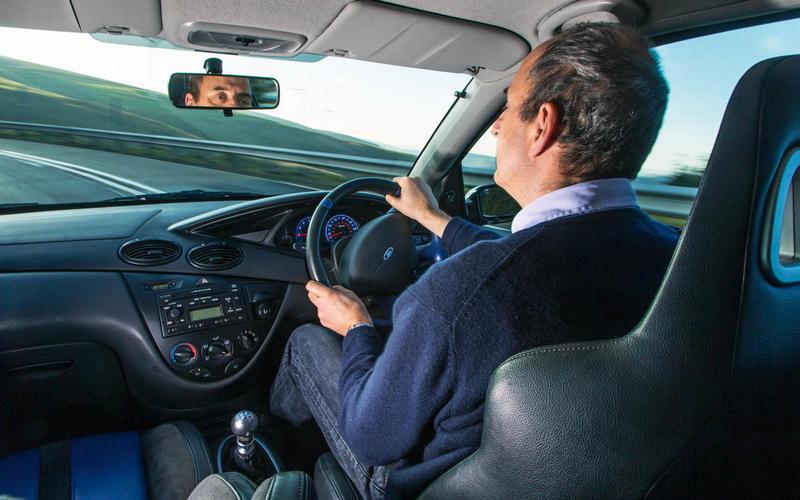 Ford Focus RS Mk1 (2002-2003) - interior