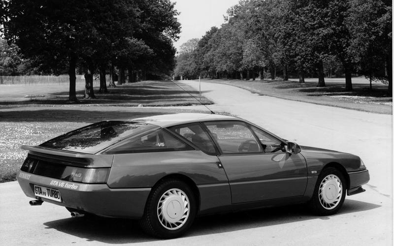 Renault GTA (1985)