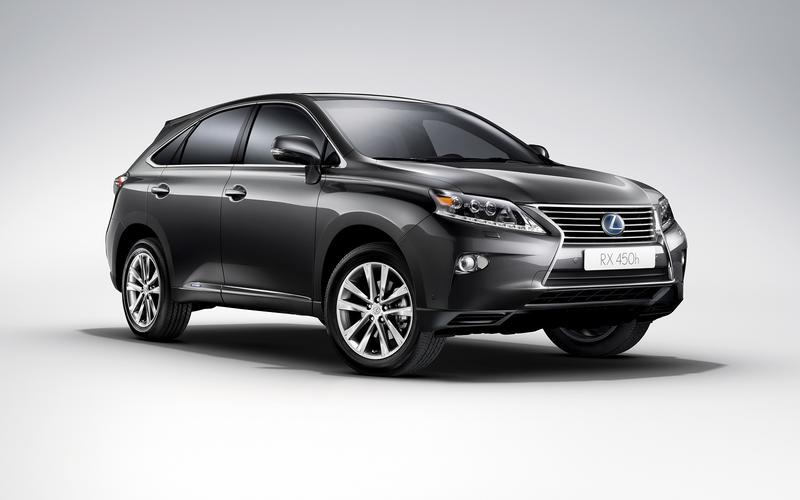 Lexus – RX, 1998-present: 2.9 million