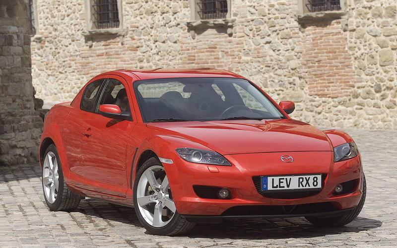 Mazda Mazda RX-8 (2003)