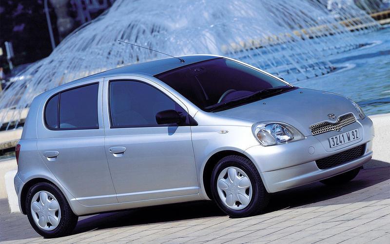 2000: Toyota Yaris