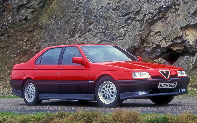 Alfa Romeo 164 Q4 (1993-1998)
