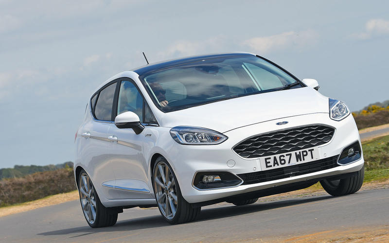 17: Ford Fiesta