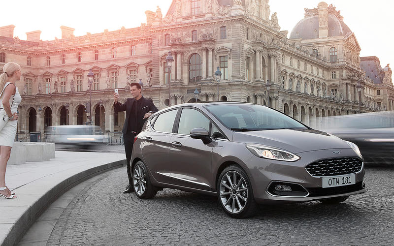 Vignale (Ford) 2014 onwards