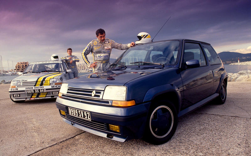 Renault 5 GT Turbo (1985)