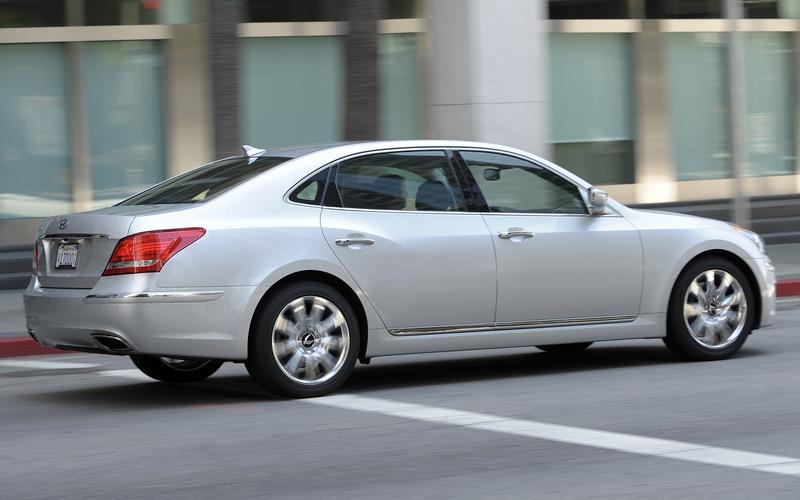 Hyundai Equus (2009)