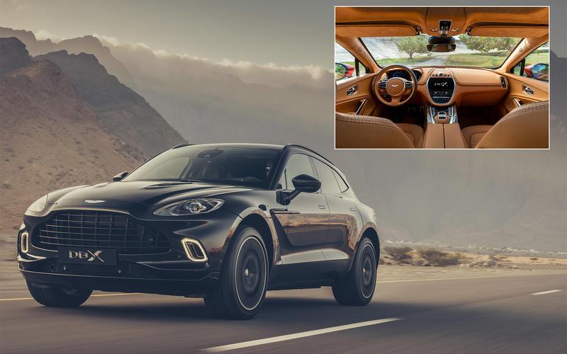 SUMMER 2020: Aston Martin DBX