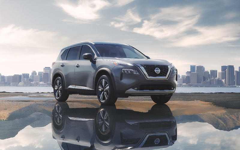 LATE 2020: Nissan X-Trail