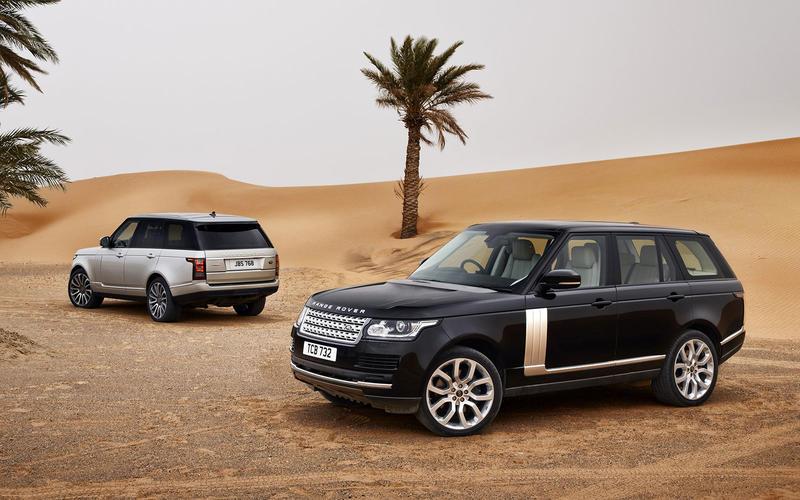 Range Rover L405 (2012)