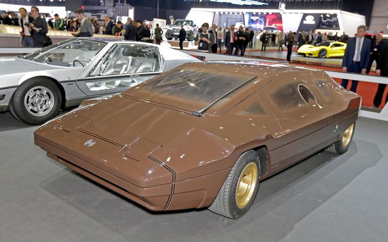 Lancia Sibilo (1978)
