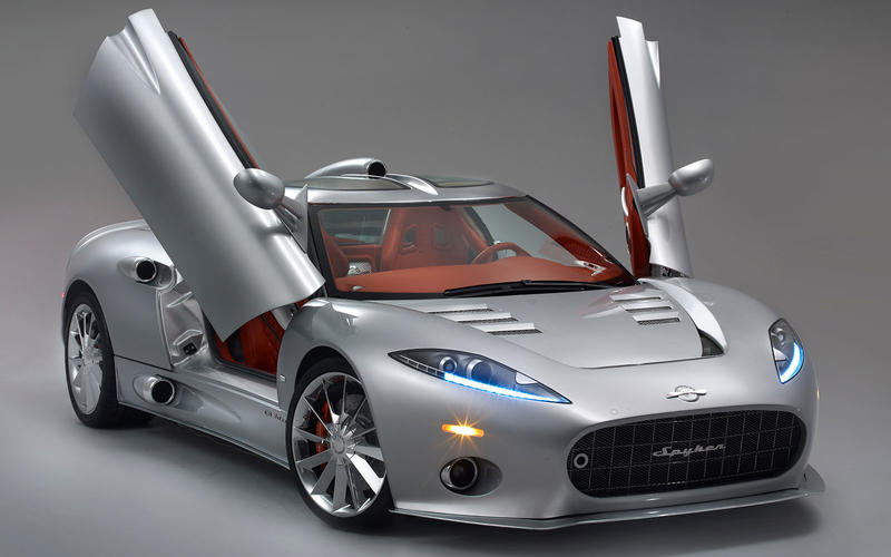 Spyker - later