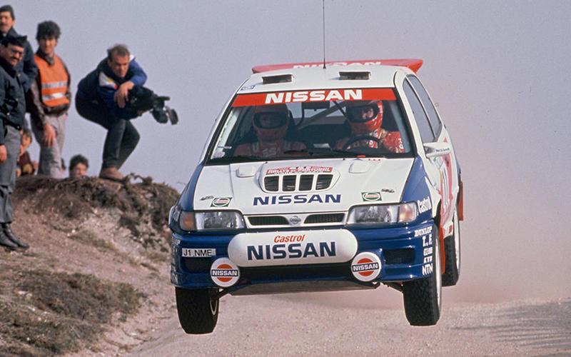 Nissan Sunny GTi-R (1990)