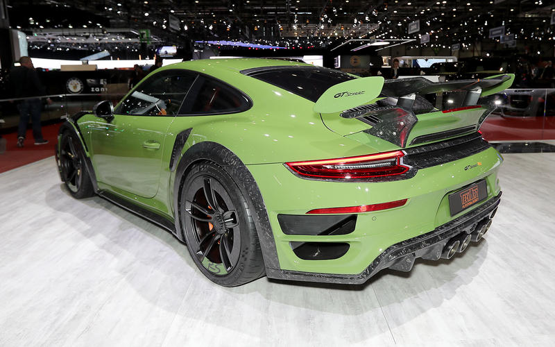 Techart GT3 RS
