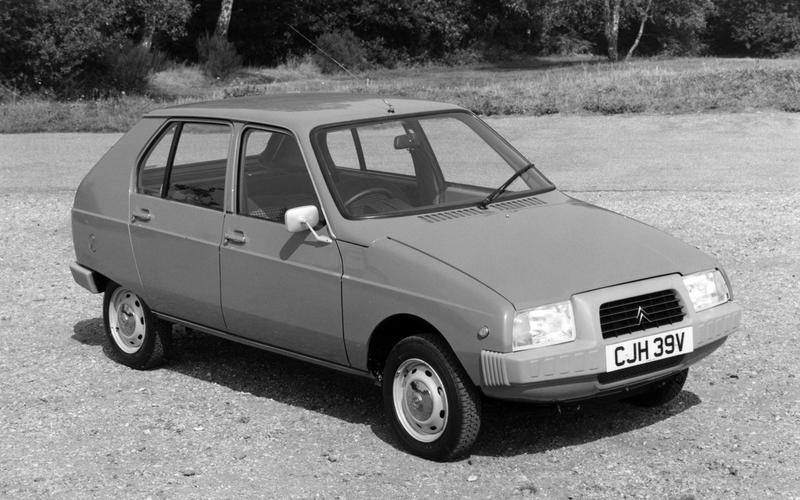 Citroën Visa (1978)