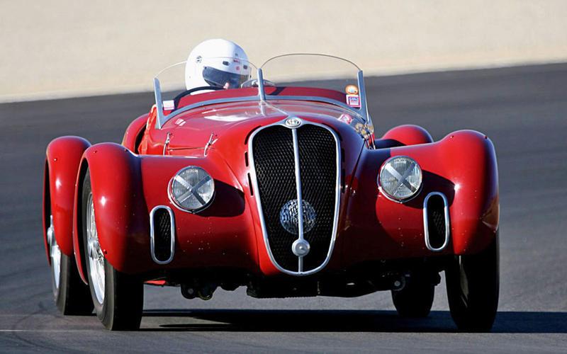 66. 1939 Alfa Romeo 2500 SS (NO CHANGE)