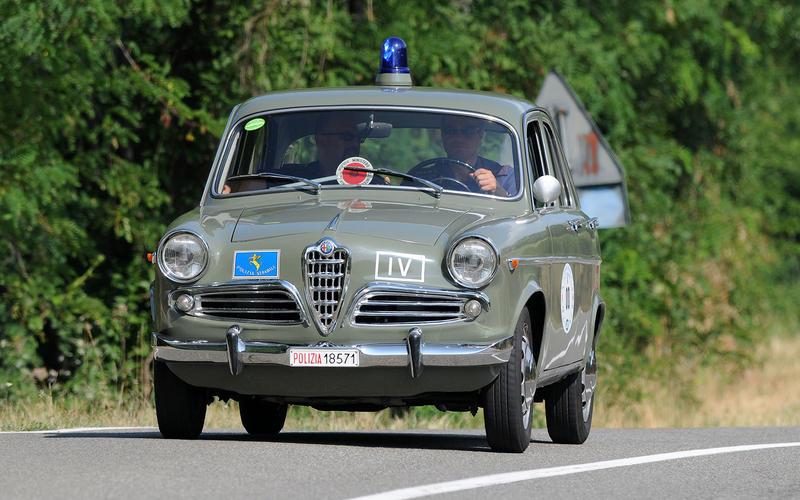 42: Alfa Romeo Giulietta (Italy)