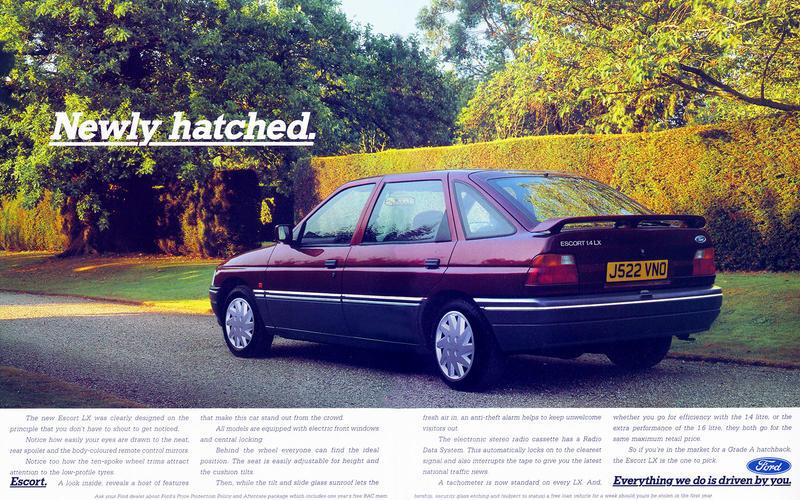 Ford Escort (1990)
