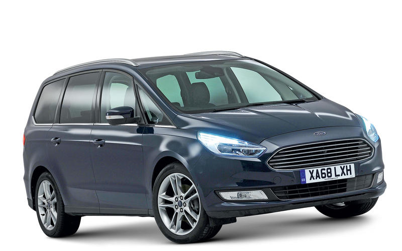 BEST BUY - MORE THAN £30,000 - Ford Galaxy 2.0 Ecoblue 150 Zetec
