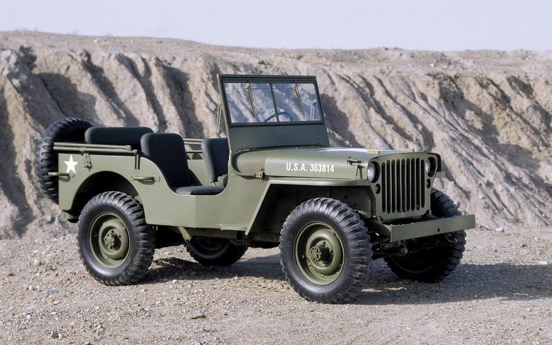 Jeep (Willys, 1941)
