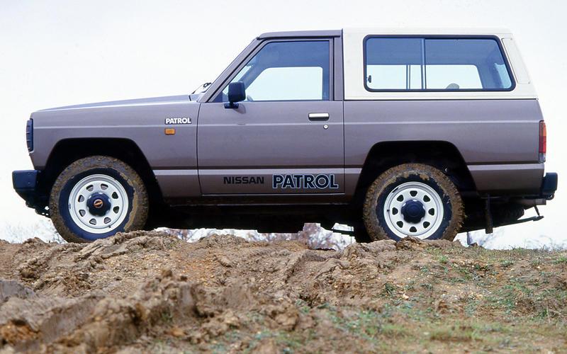 Nissan: Patrol