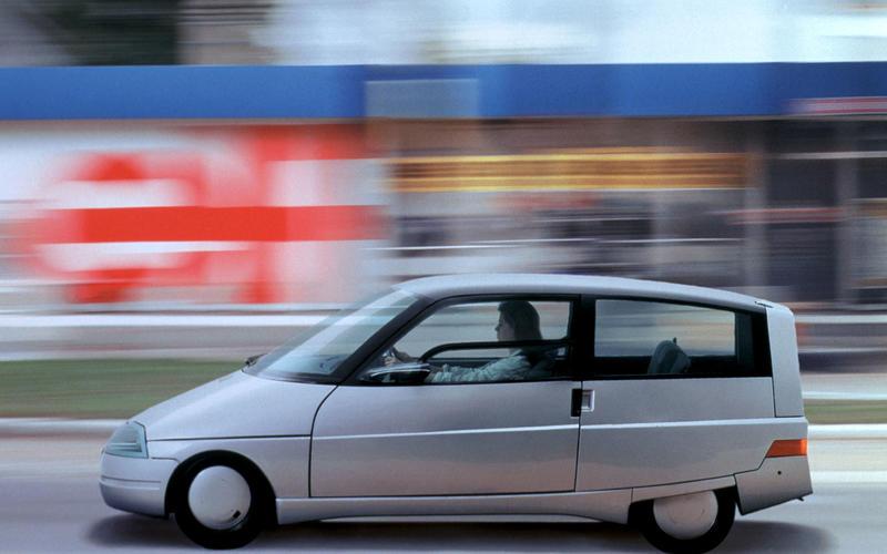 Renault Vesta 2 (1987)