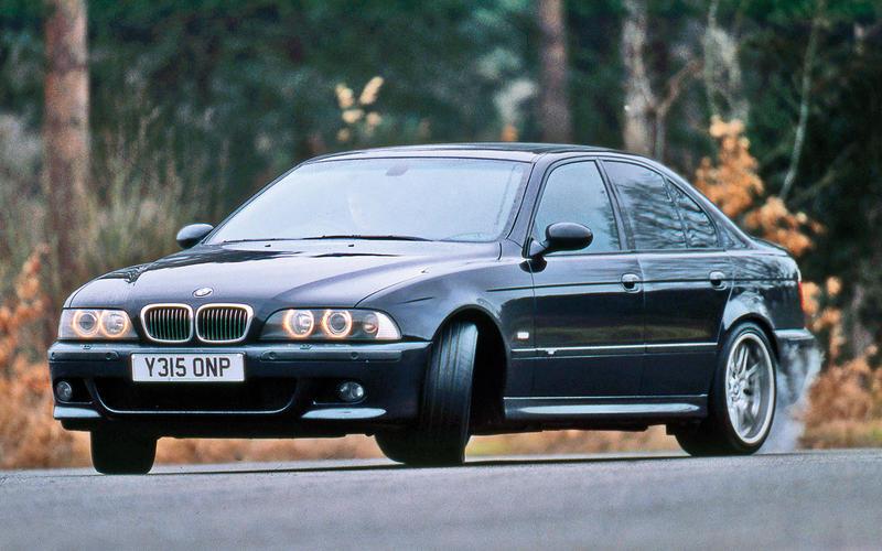 BMW E39 M5 (1998-2003)
