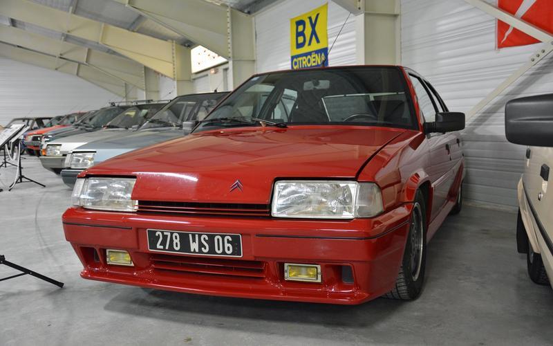 BX 16 Soupapes (1989)