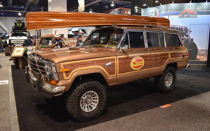 Jeep Grand Wagoneer (1988)