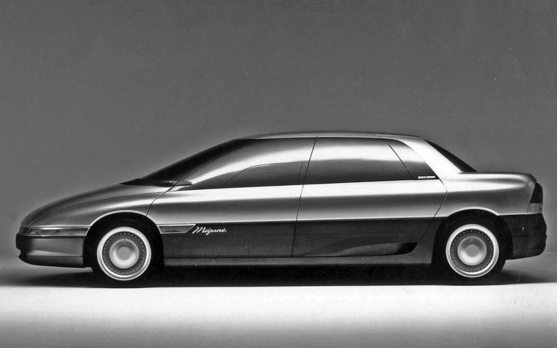 Renault Megane concept (1988)