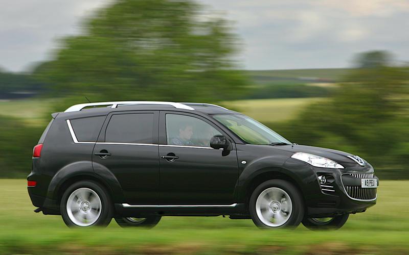 Peugeot: 4007