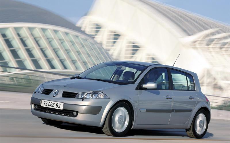 2003: Renault Megane