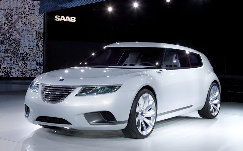 Saab 9-X BioHybrid (2008)