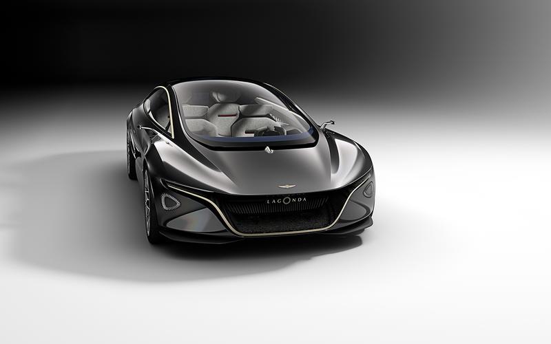 The Aston Martin Lagonda Vision Concept that relaunched Lagonda