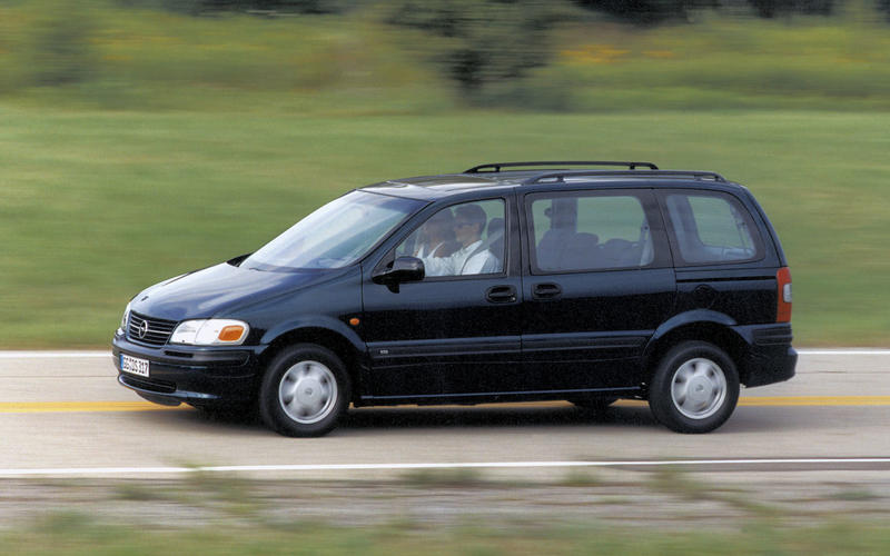 Vauxhall Sintra (1997-99)