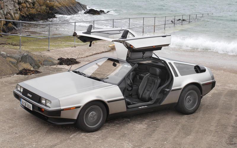 DeLorean DMC12 (1981-82)