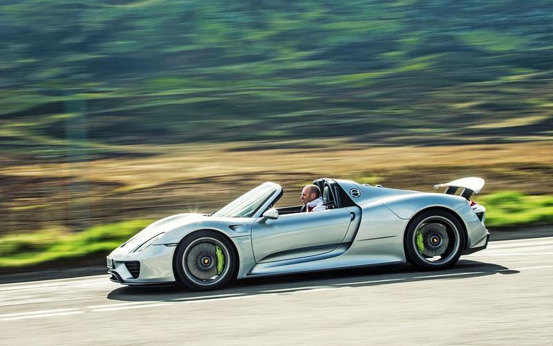 Porsche 918 Spyder (2013)