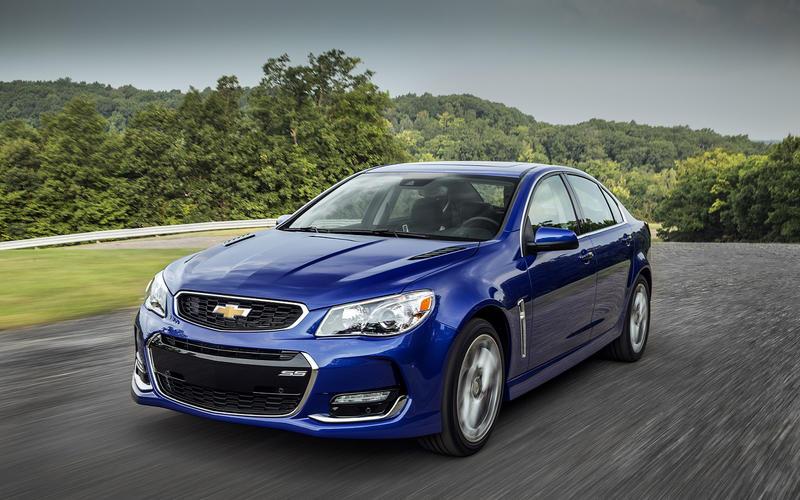 Chevrolet SS (2014-2017)