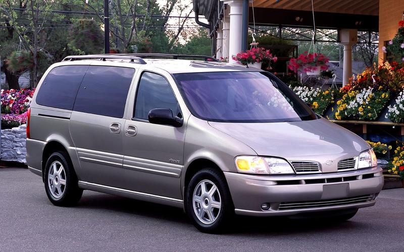 Chevrolet Venture (1997) – 7 MODELS